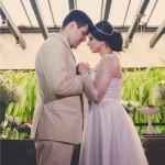 #noivaMR Flavia + Clayton – mini wedding no Restaurante Jangada